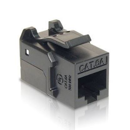Picture of Cat 6A clickable connector